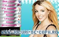 Play Britney Spears Makeover