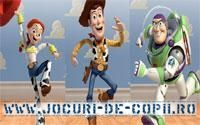 Coloreaza Toy Story