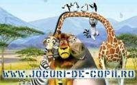 Play Madagascar Litere Ascunse