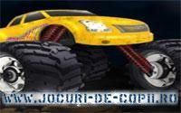 Play Monster Truck Extreme
