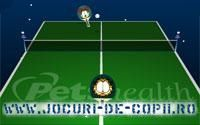 Play Ping Pong Cu Garfield