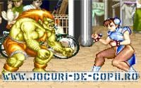 Play Street Fighter Champion