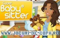 Play Super Baby Sitter