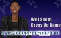 Play Will Smith Dressup